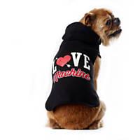 Wag-A-Tude Valentine's Day Love Machine Hoodie