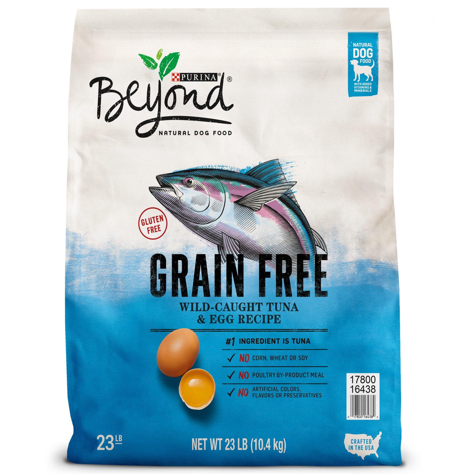 Purina Beyond Grain Free Dog Food