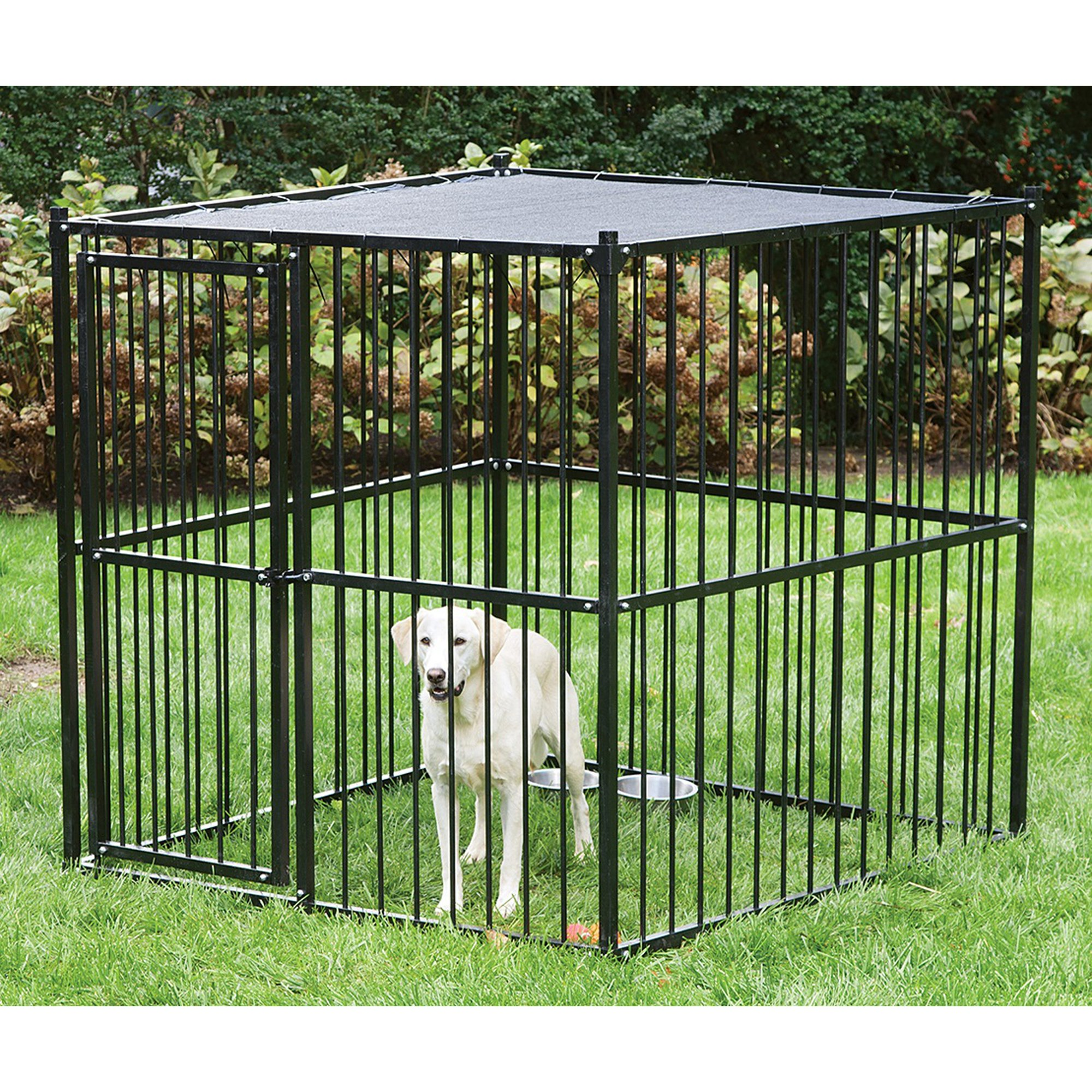 Fencemaster Laurelview Dog Kennel: FenceMaster Laurelview Dog Kennel