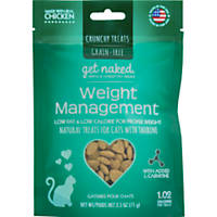 Get Naked Weight Management Treats for Cats