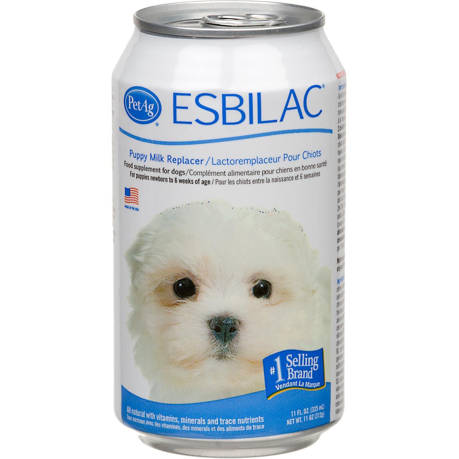 PetAg Esbilac Milk Replacer Food Supplement for Dogs & Small Animals