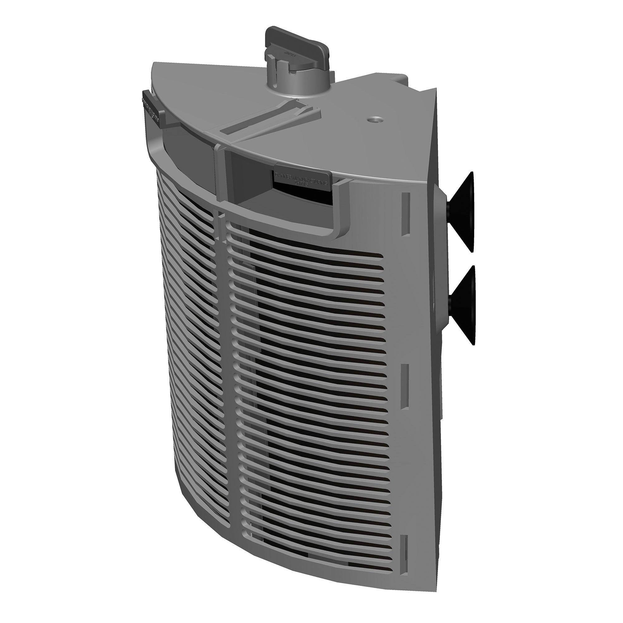 Supreme ez clean internal aquarium filter dual cartridge for Petco fish filters