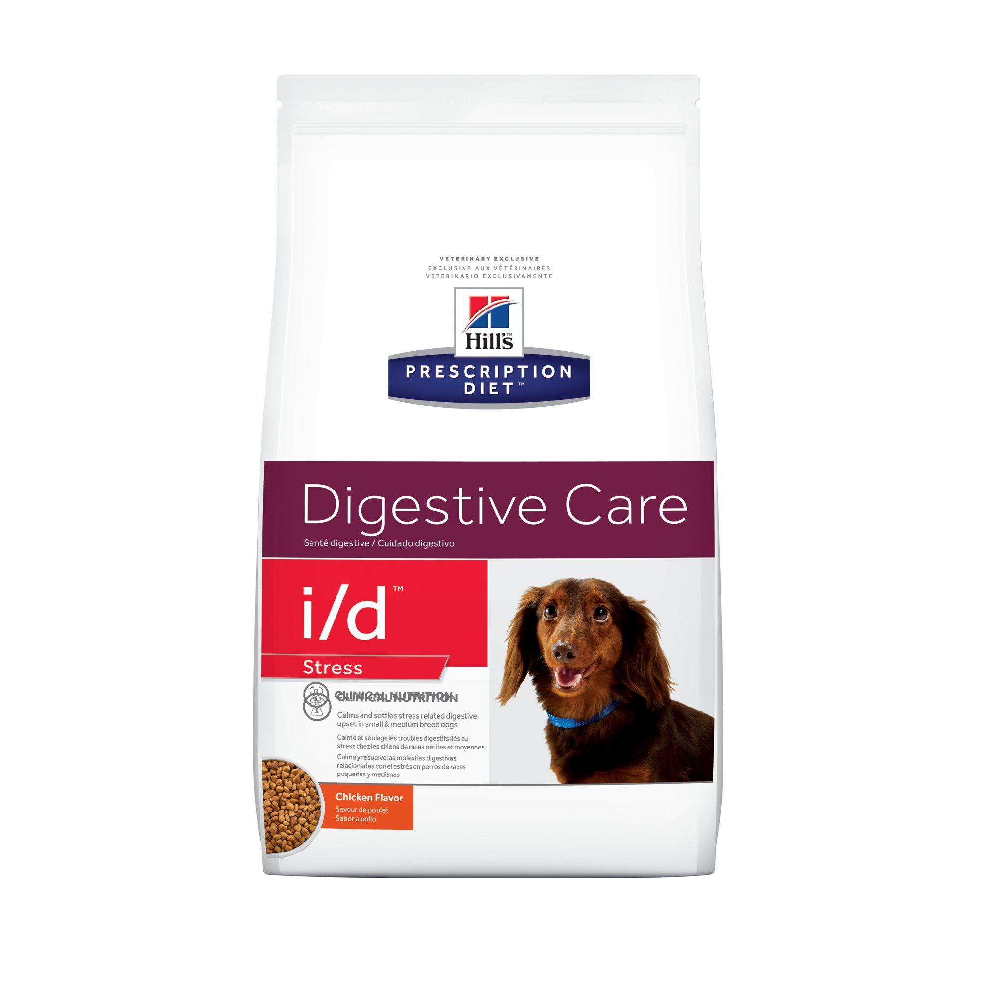 Hill S Prescription Diet K D Kidney Care With Chicken Dry: Hill's Prescription Diet I/d Stress Digestive Care Chicken