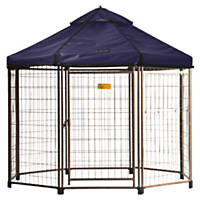 Advantek Select Pet Gazebo, Blue