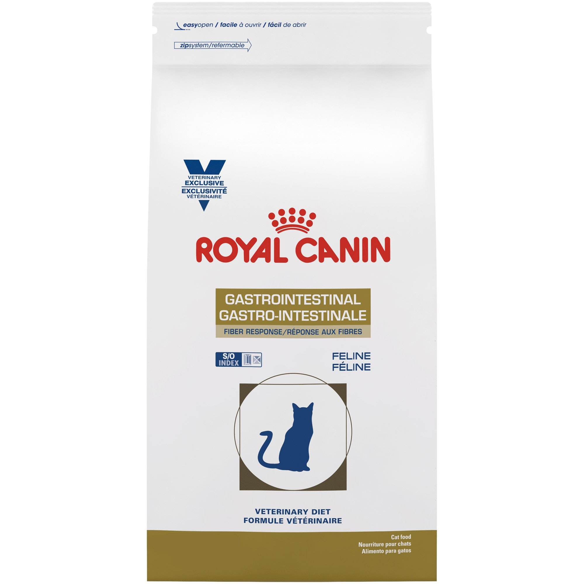 Royal Canin Gastro >> Royal Canin Veterinary Diet Gastrointestinal Fiber Response Dry Cat Food | Petco