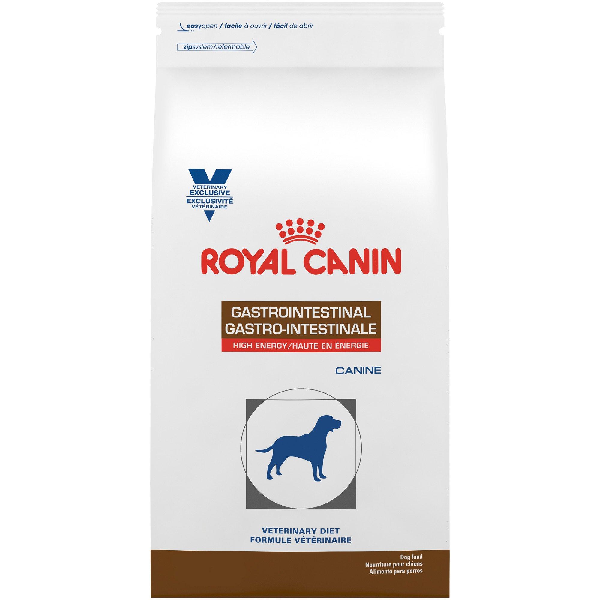 Gastrointestinal High Energy Dog Food