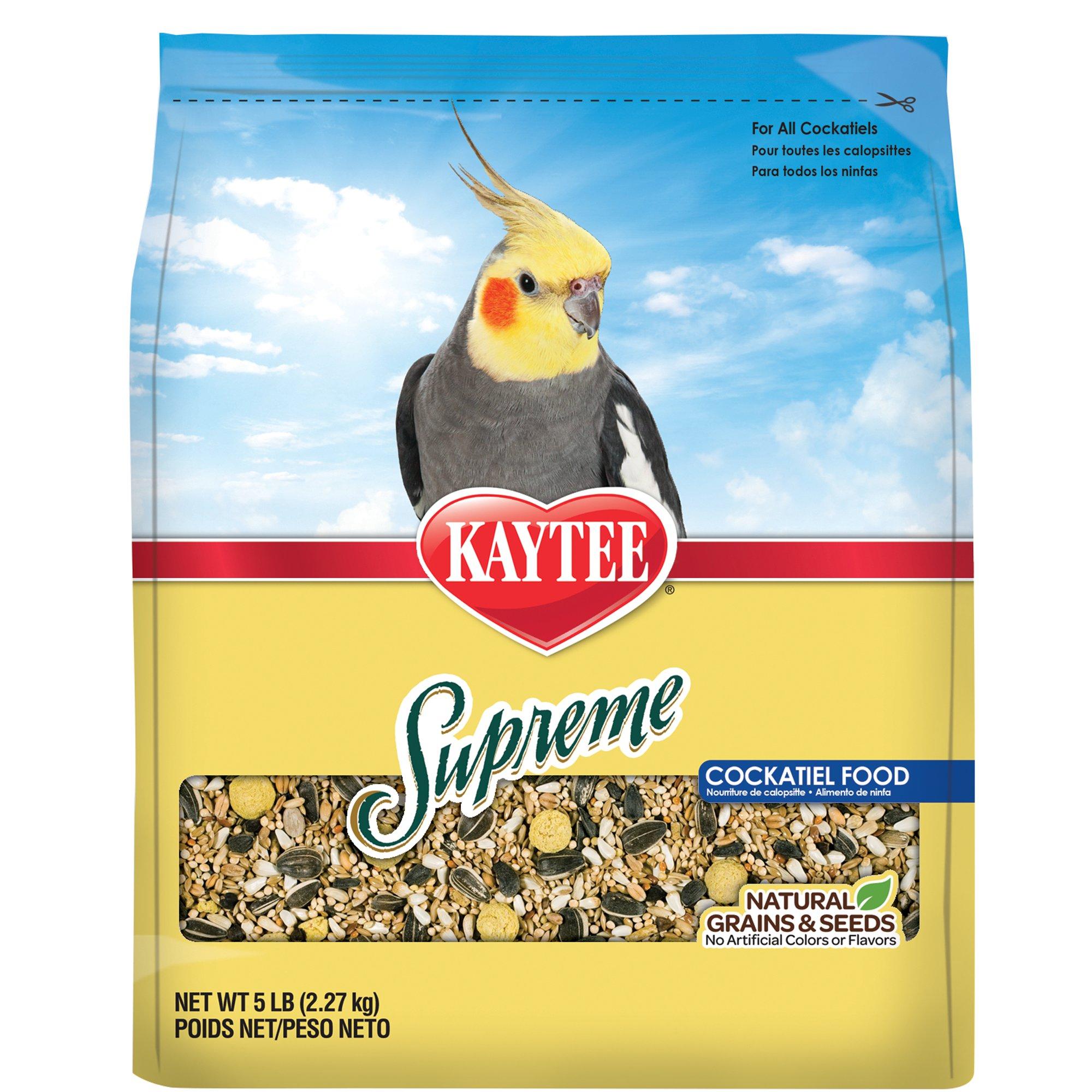 Kaytee Supreme Daily Blend Cockatiel Food