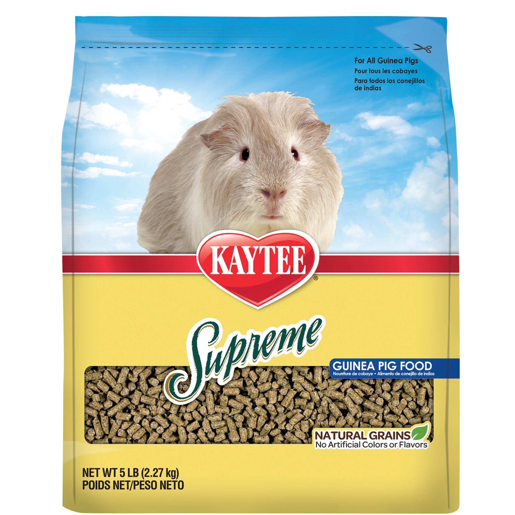 Kaytee Supreme Daily Blend Guinea Pig Diet