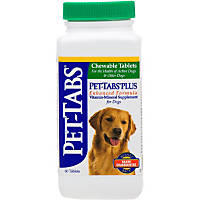 Pet-Tabs Plus Daily Vitamin-Mineral Dog Supplement