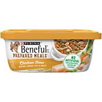 Beneful Prepared Meals Chicken Stew Dog Food