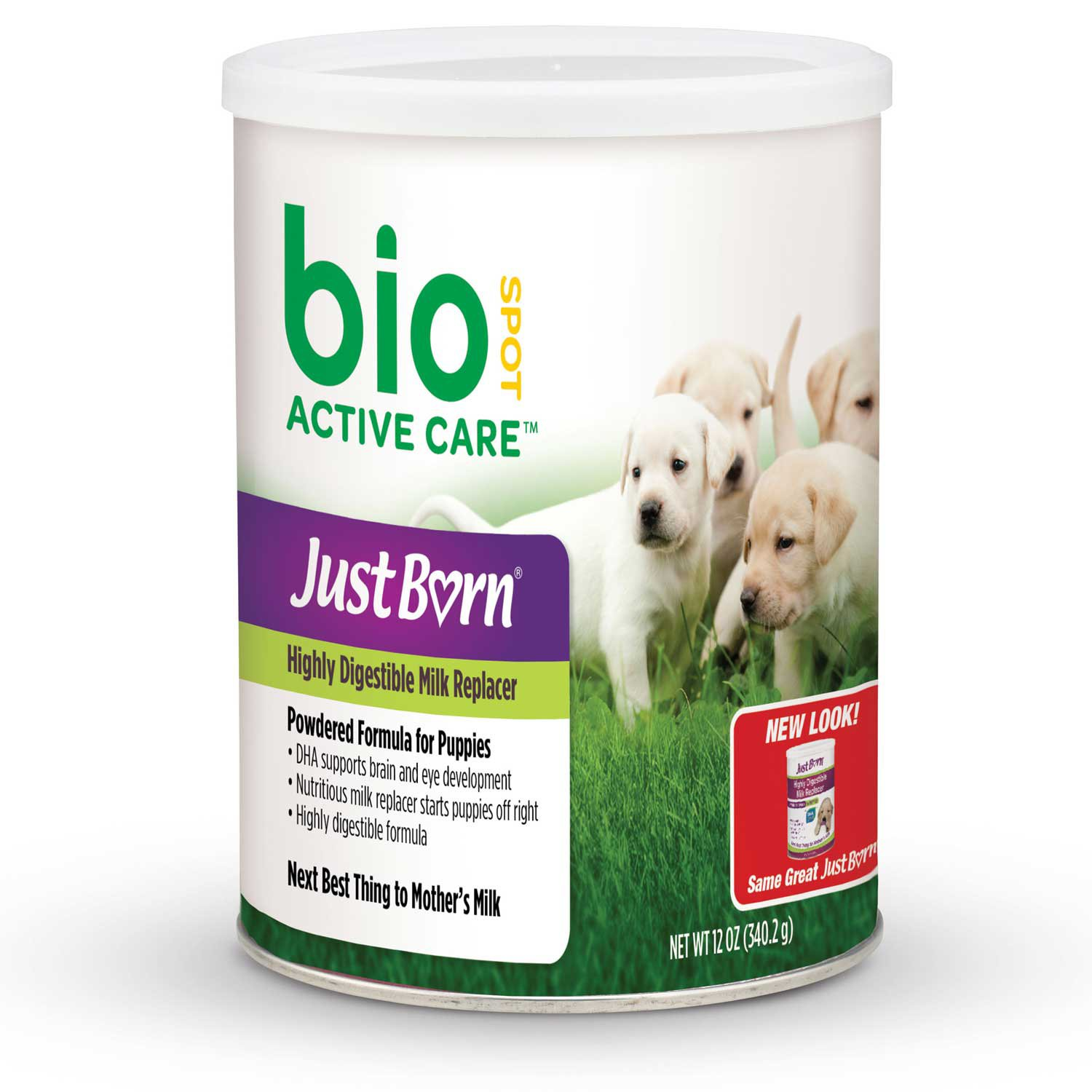 Bio Spot Active Care Just Born Milk Replacer for Puppies