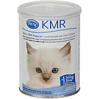 PetAg KMR Milk Replacer Food Supplements for Kittens & Small Animals Powder