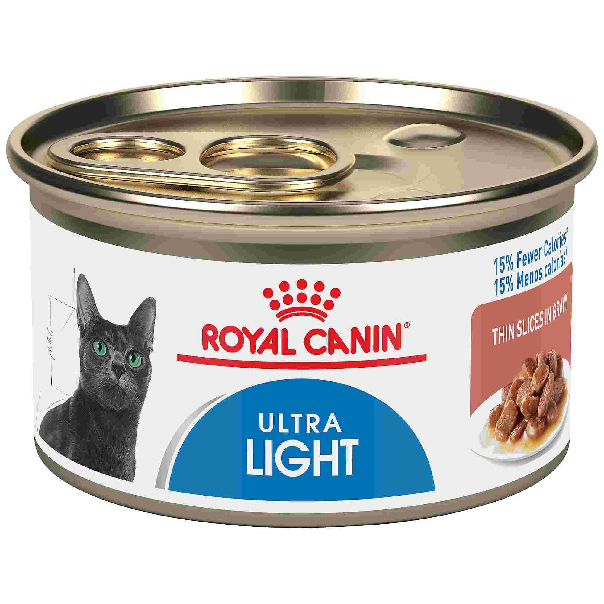 Royal Canin Feline Health Nutrition Ultra Light Adult Canned Cat Food