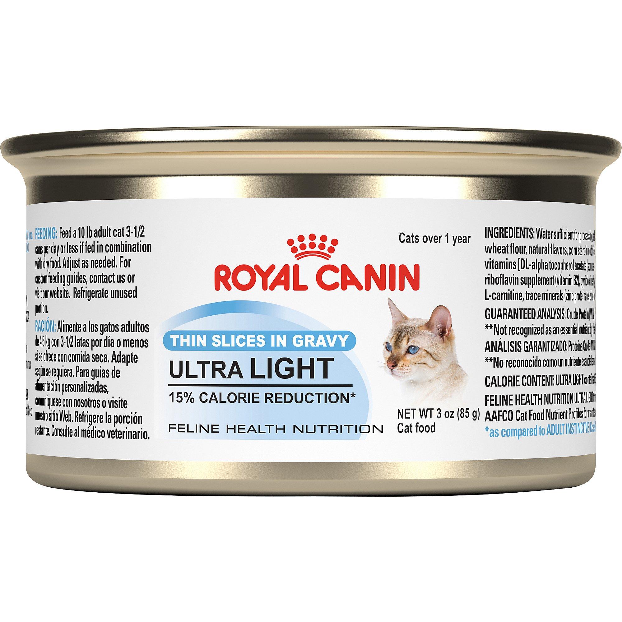 Royal Canin Feline Health Nutrition Ultra Light Adult