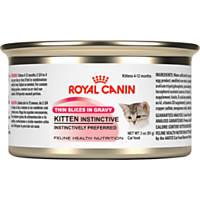 Royal Canin Feline Health Nutrition Kitten Instinctive Canned Kitten Food