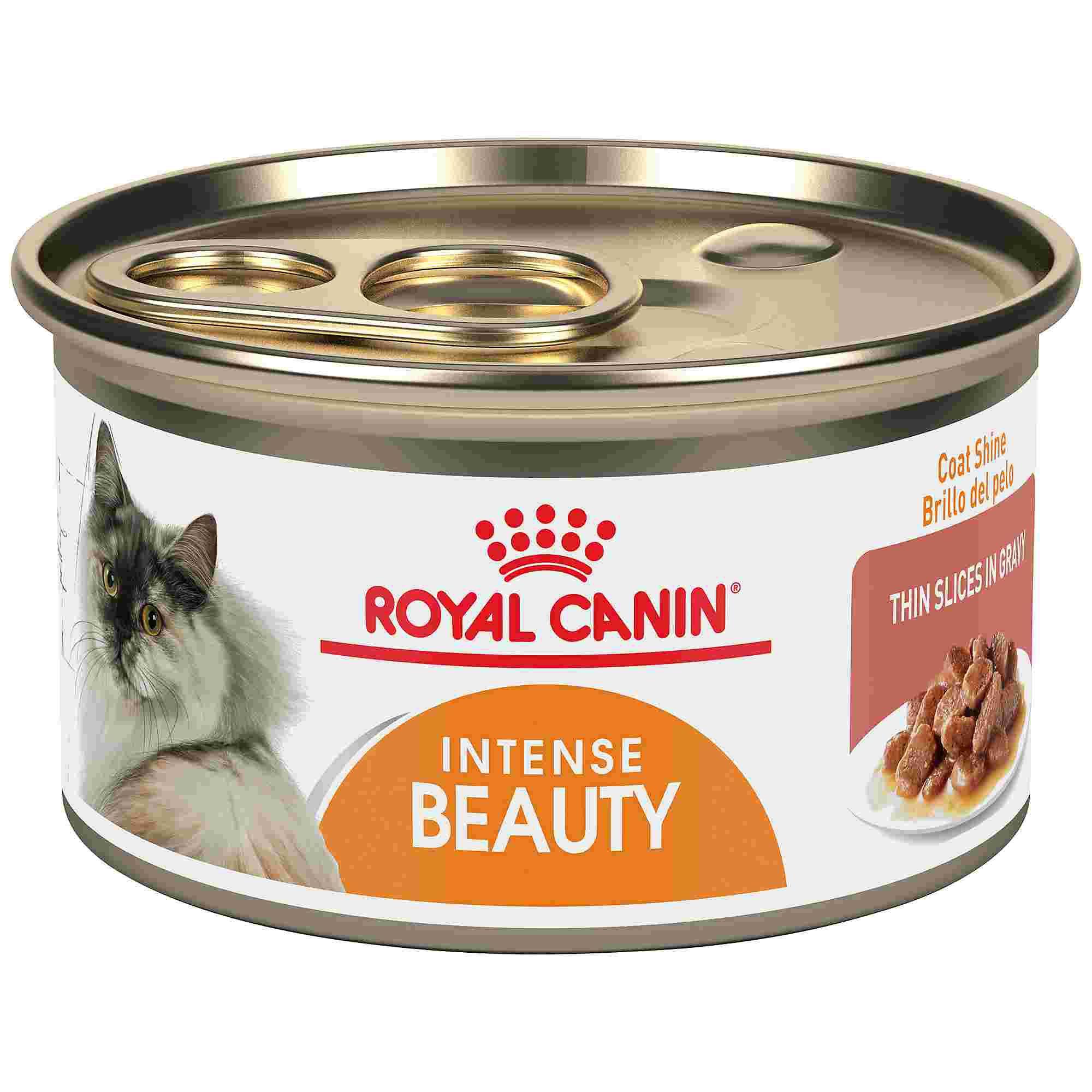 Royal Canin Feline Health Nutrition Intense Beauty Canned Cat Food
