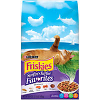 Friskies Surfin' & Turfin' Favorites Cat Food