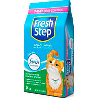 Fresh Step Premium Clay Cat Litter