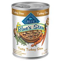 Blue Buffalo Blue's Stew Tasty Turkey Stew Adult Canned Dog Food