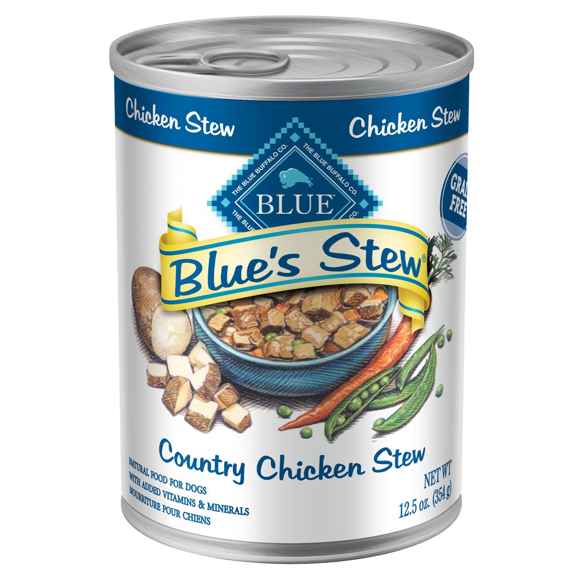Blue Buffalo Blue S Stew Canned Dog Food