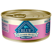 Blue Buffalo Homestyle Recipe Small Breed Chicken Dinner Adult Canned Dog Food