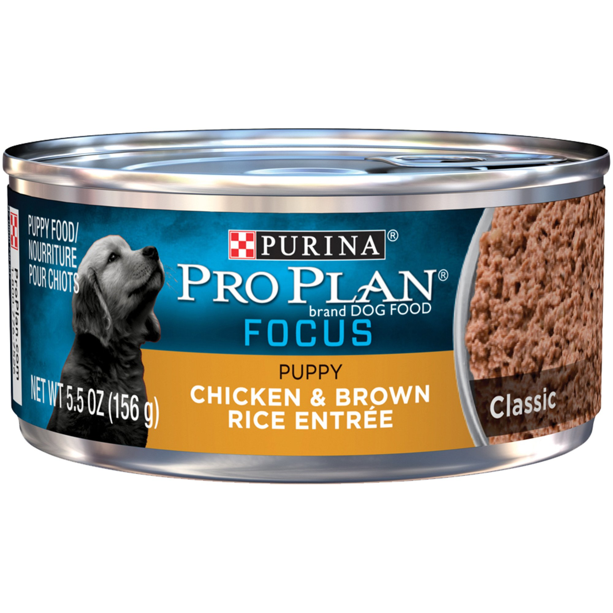 Pro Plan Focus Chicken & Brown Rice Canned Puppy Food