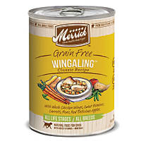Merrick Classic Grain Free Wingaling Canned Dog Food