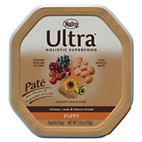 Nutro Ultra Chicken, Lamb and Salmon Canned Puppy Food