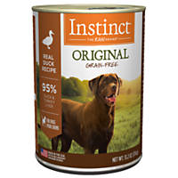 Nature's Variety Instinct Grain-Free Duck Canned Dog Food