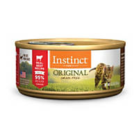Nature's Variety Instinct Grain-Free Beef Canned Cat Food