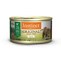 Nature's Variety Instinct Grain-Free Lamb Canned Cat Food