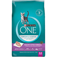 Purina ONE SmartBlend Healthy Kitten Food
