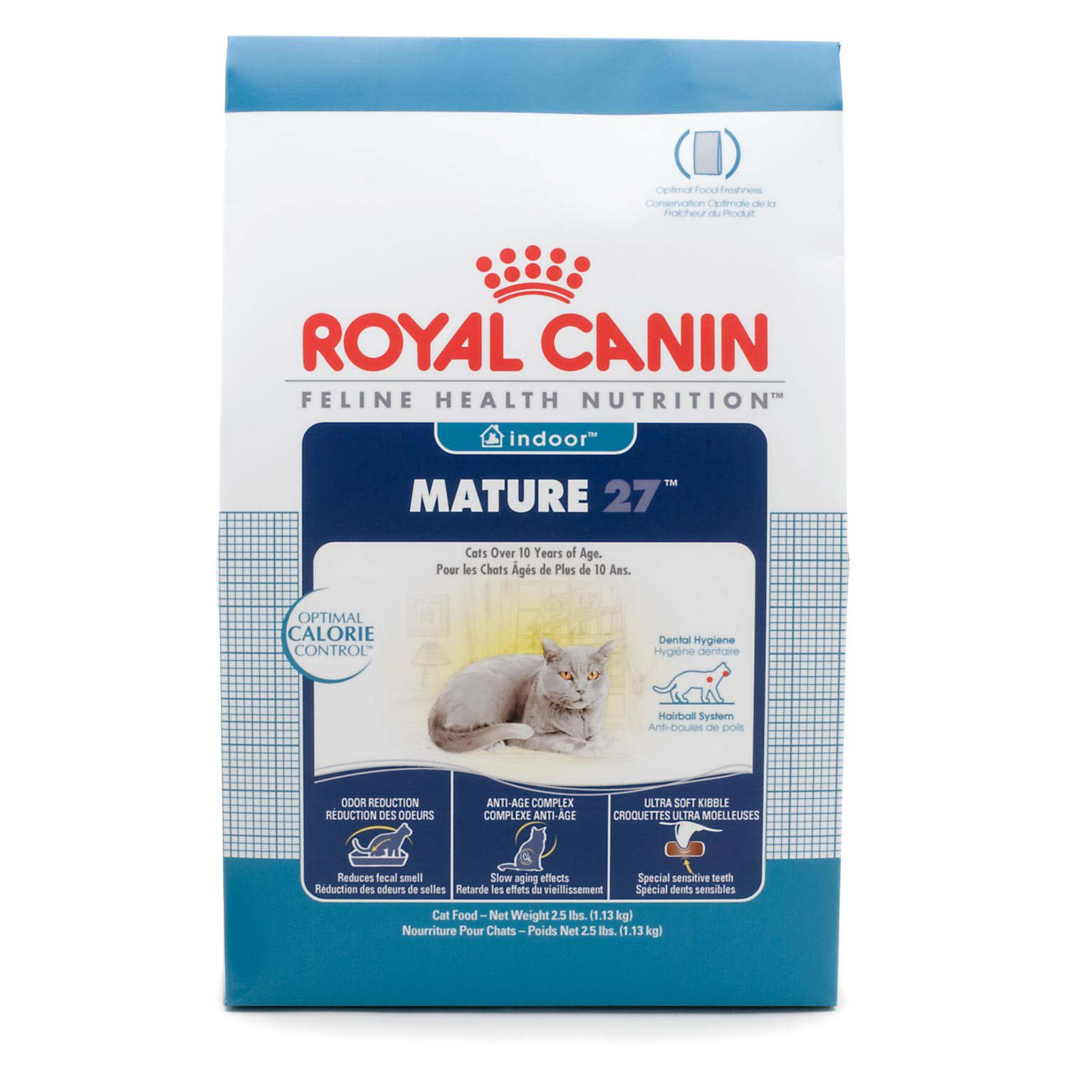 royal canin feline health nutrition indoor mature 27 5 5 lb petco store. Black Bedroom Furniture Sets. Home Design Ideas