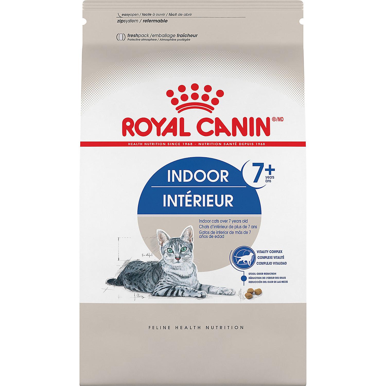 royal canin feline health nutrition indoor 7 adult dry cat food 5 5 lb ebay. Black Bedroom Furniture Sets. Home Design Ideas