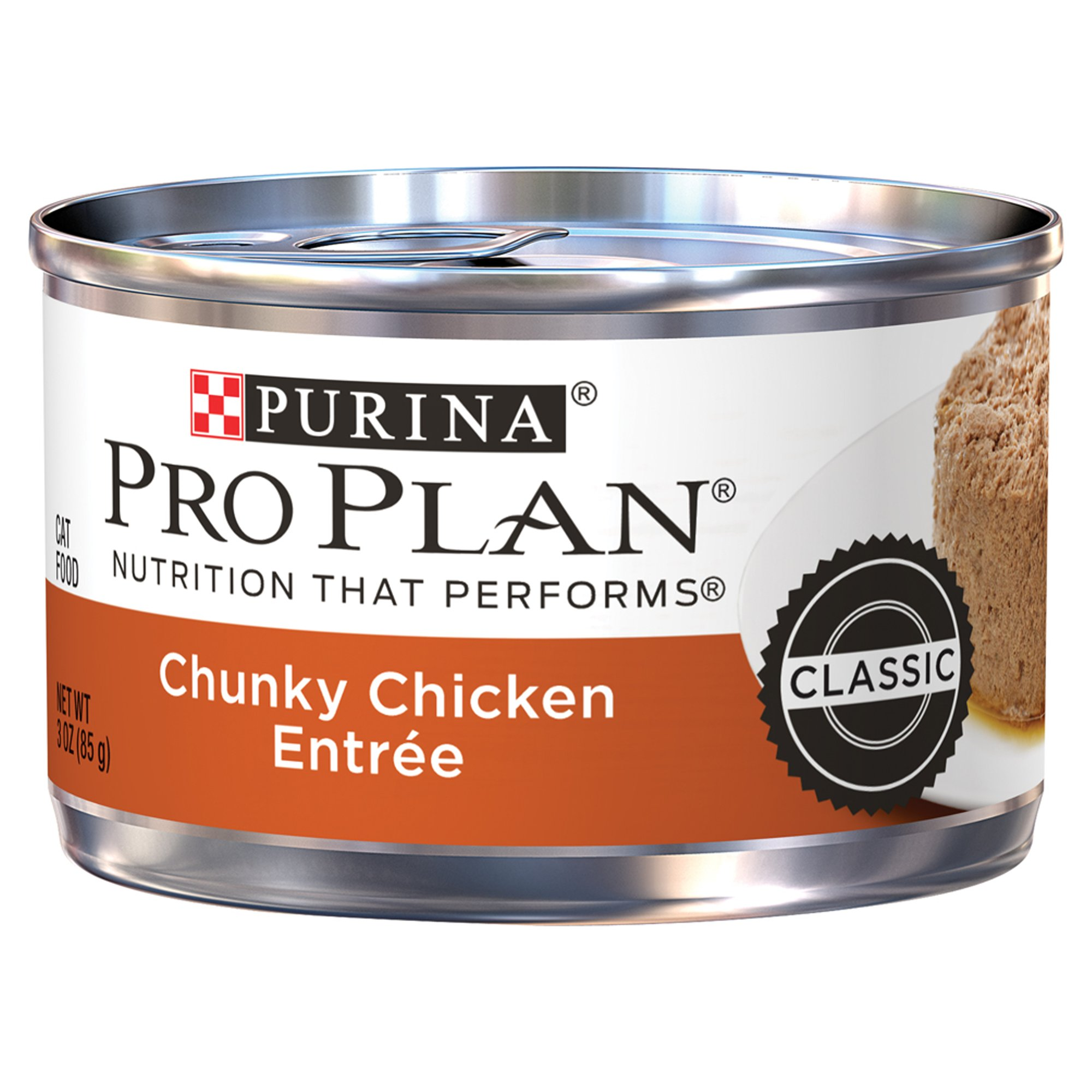 Pro Plan Savor Chicken Adult Canned Cat Food