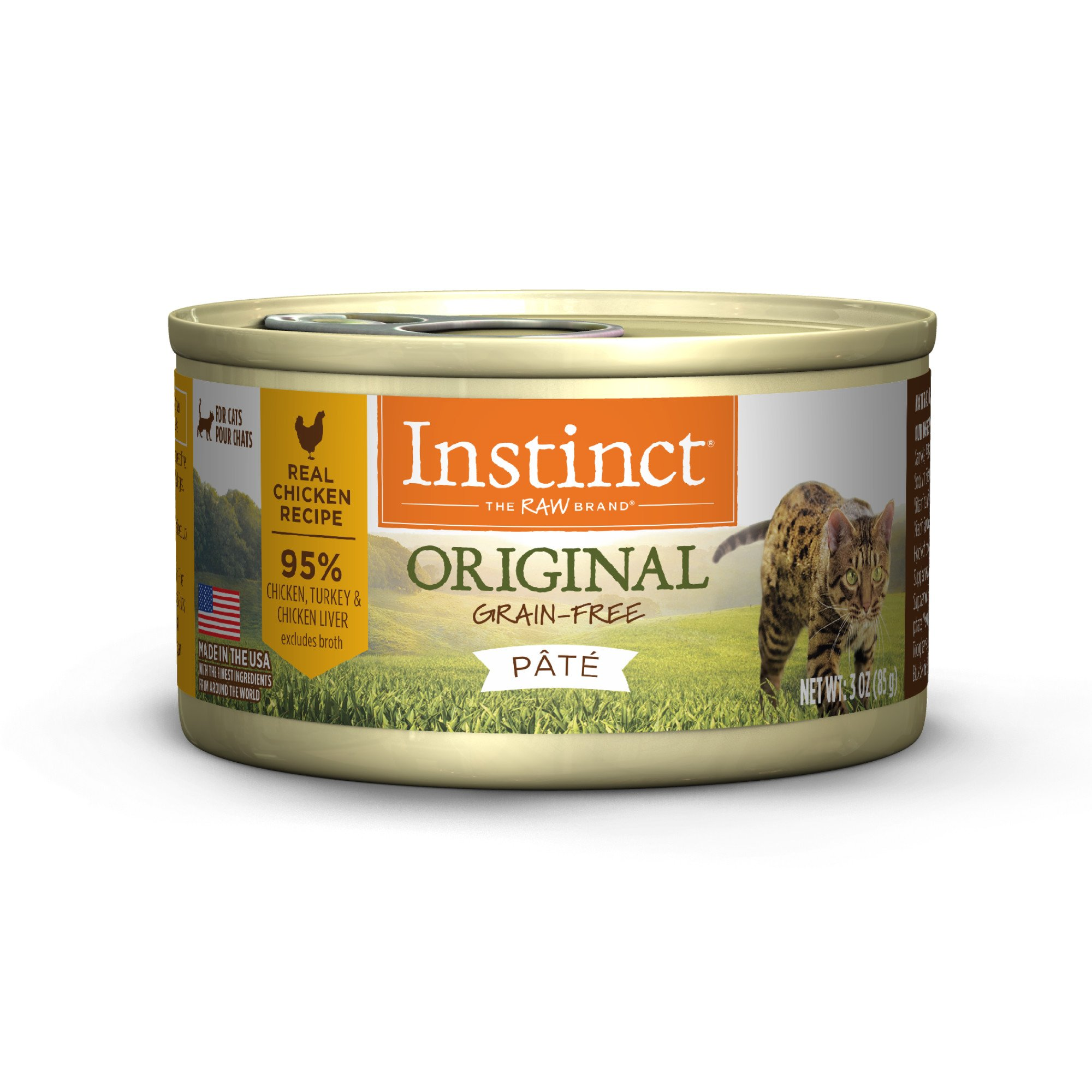 Nature S Variety Canned Chicken Cat Food