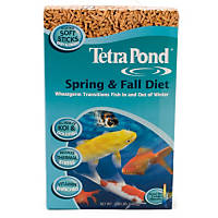 TetraPond Spring & Fall Diet