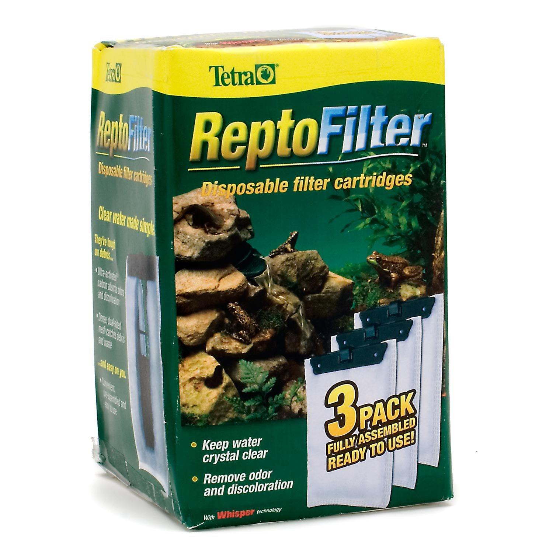 Tetra ReptoFilter Disposable Filter Cartridges