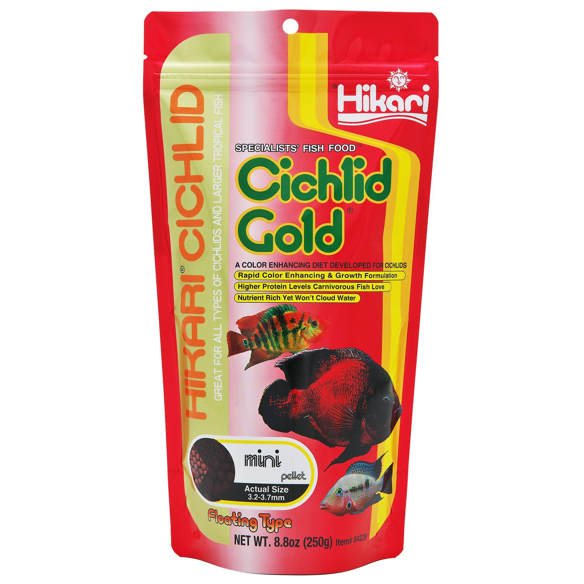 Hikari Cichlid Gold Mini Pellets