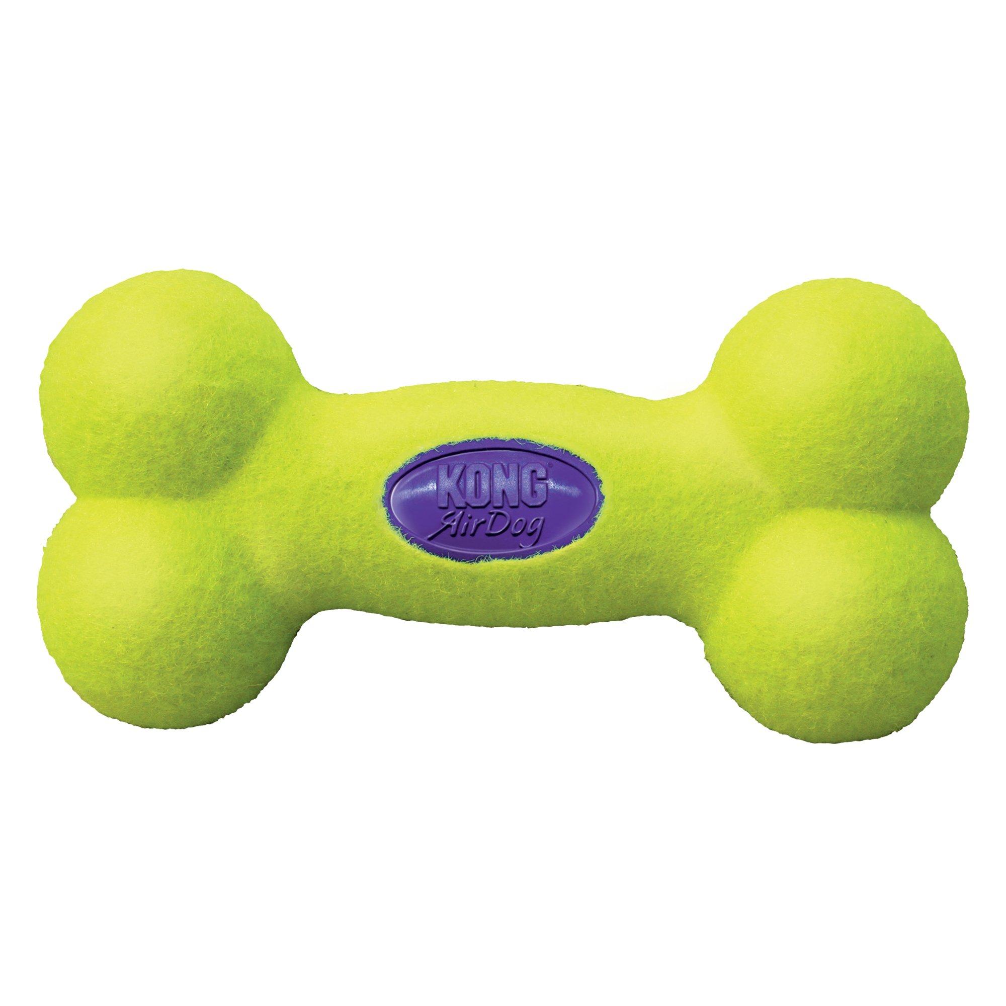 Air KONG Squeaker Bone Dog Toy