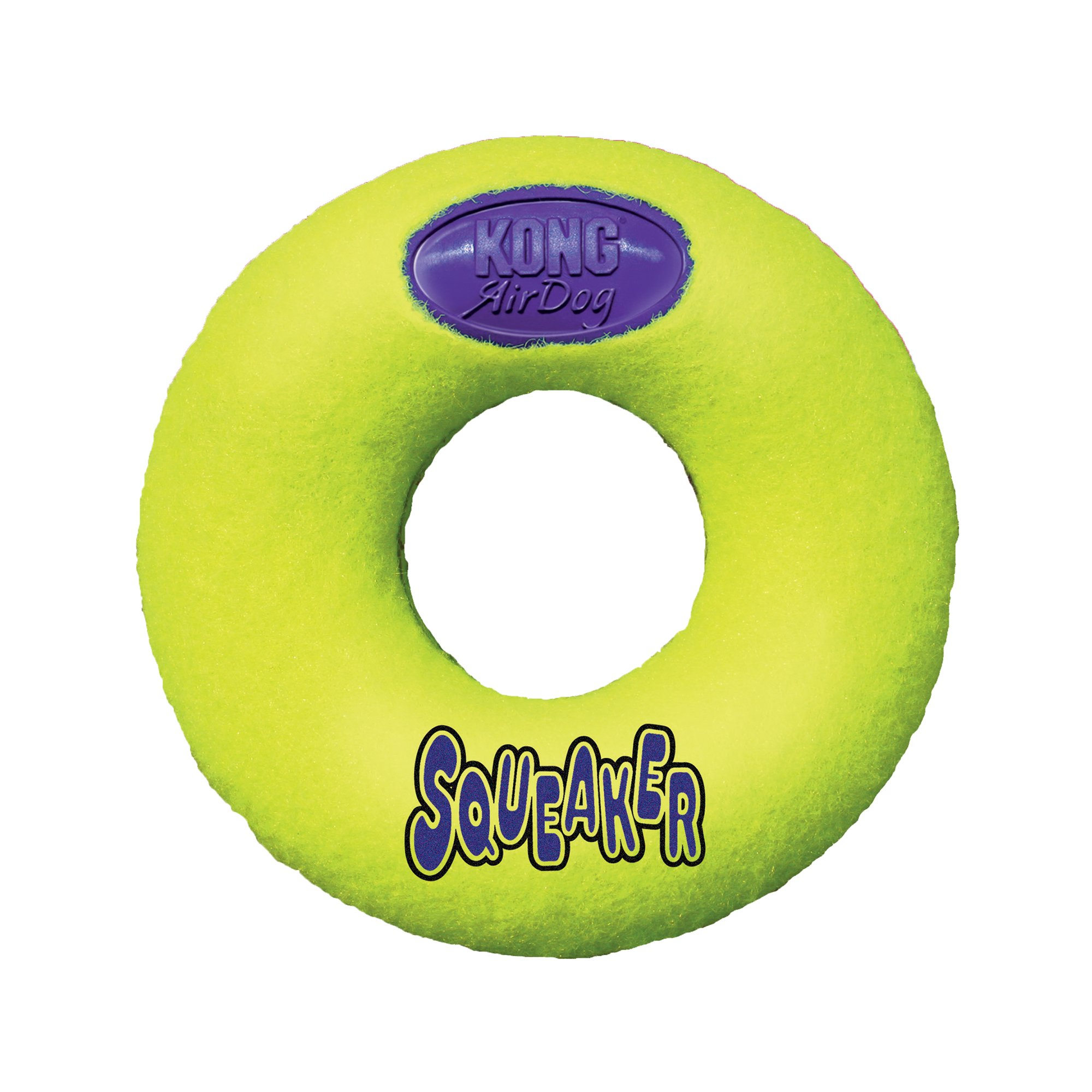 Air KONG Donut Squeaker Toys