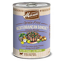 Merrick Classic Grain Free Mediterranean Banquet Canned Dog Food
