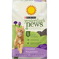 Purina Yesterday's News Softer Paper Pellet Unscented Cat Litter