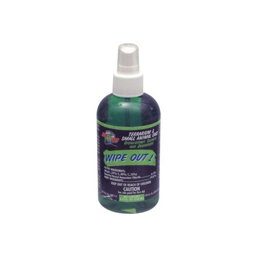 Zoo Med Wipe Out 1 Terrarium & Small Animal Cage Cleaner