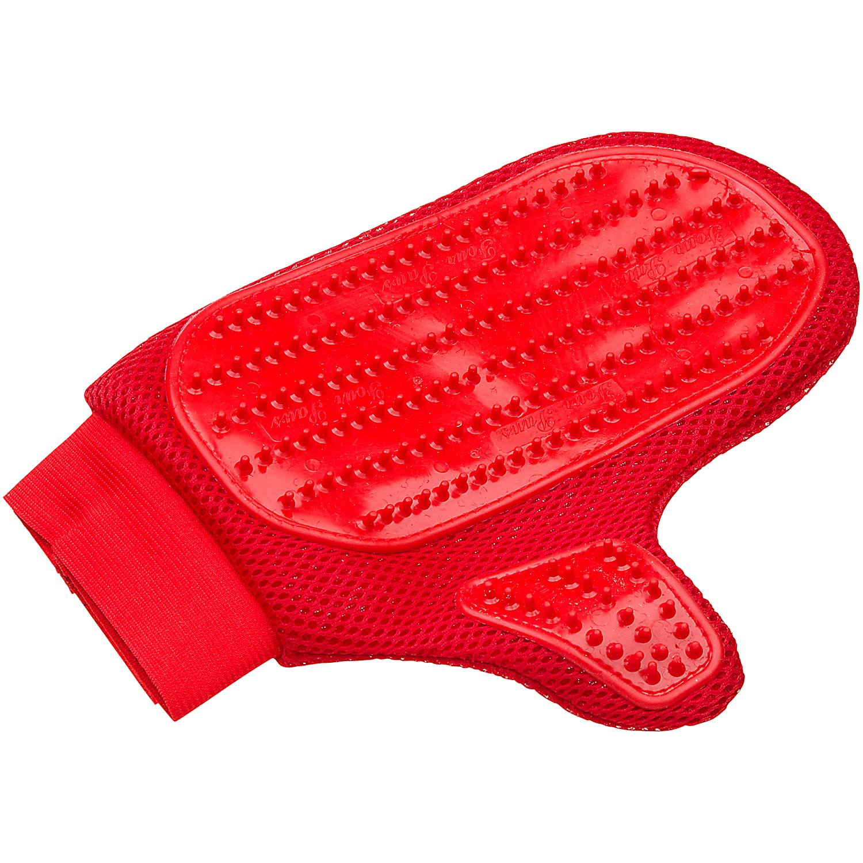 Four Paws Magic Coat Red Pet Love Glove