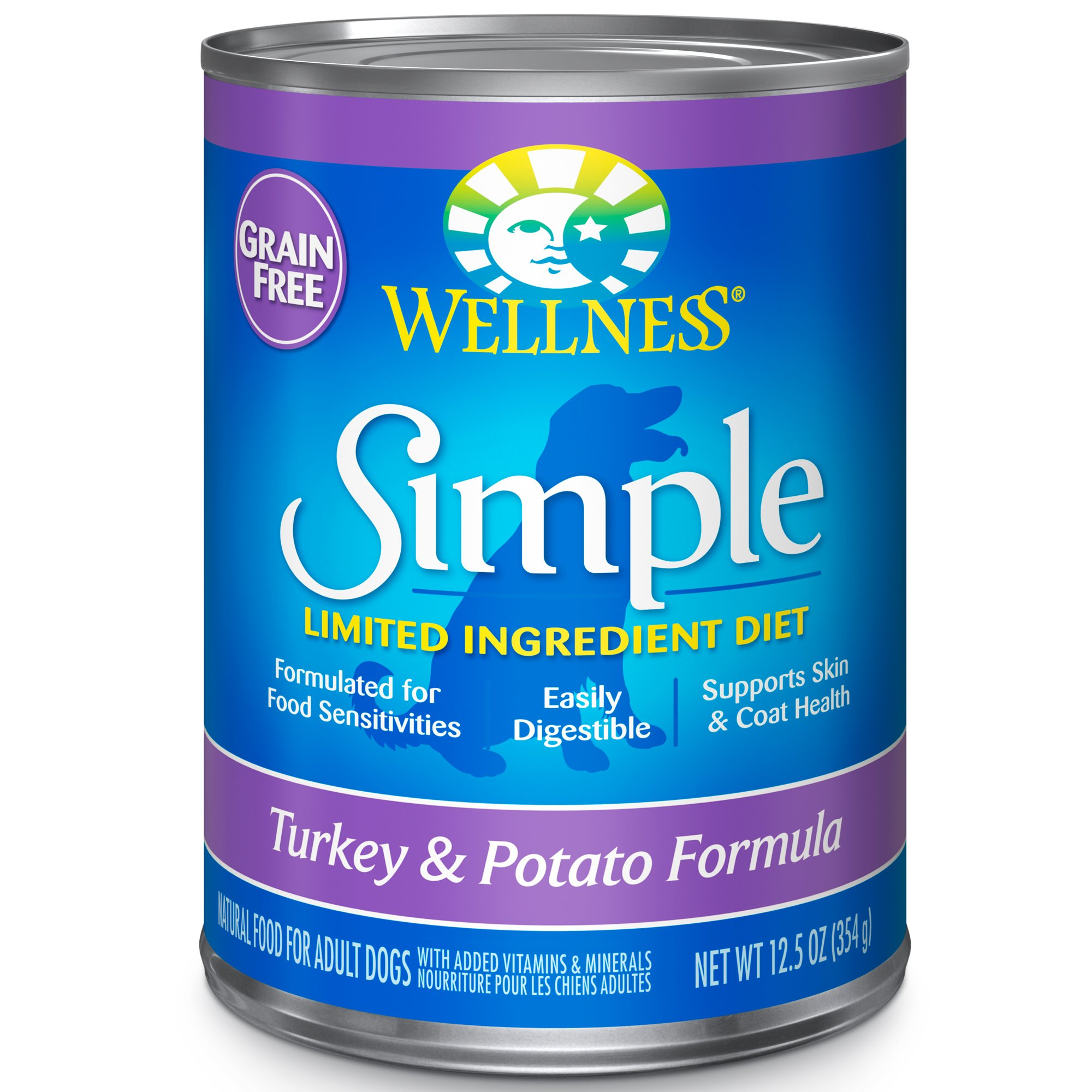 Wellness Canned Dog Food Petco