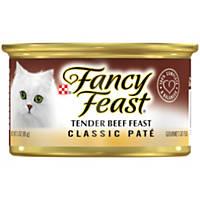 Fancy Feast Tender Beef Feast Gourmet Cat Food
