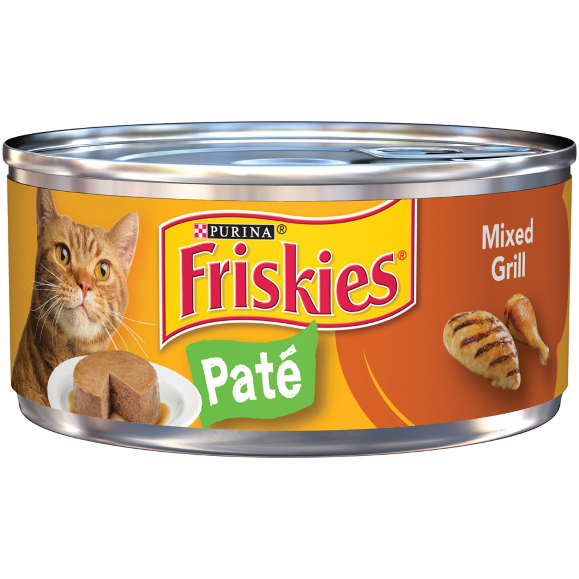 Canned Salmon Cat Food