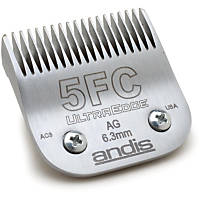 Andis Detachable Plus Model AG Blade Set #5Fc Finish Cut