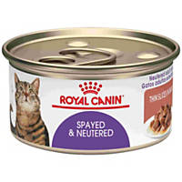 Royal Canin Adult Spayed/Neutered Canned Cat Food